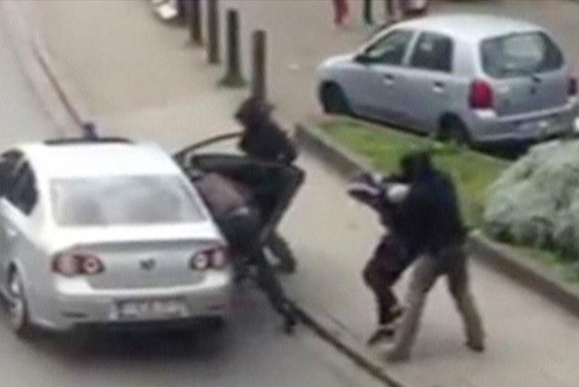 Brüsselis vahistatud terroristide hulgas oli Rootsi kodanik