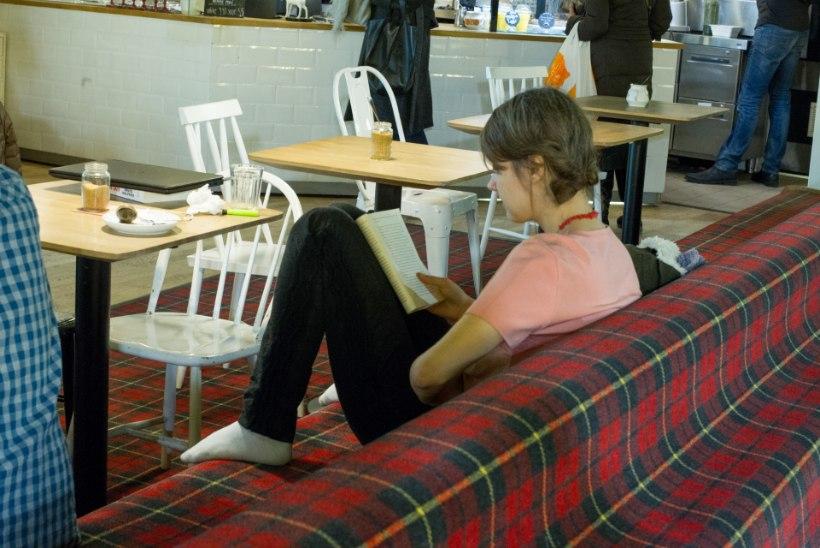 Kuidas said raamatupoodidest kohtumis- ja ajaveetmispaigad?