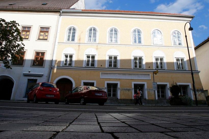 Austria riik kavatseb Hitleri sünnimaja võõrandada