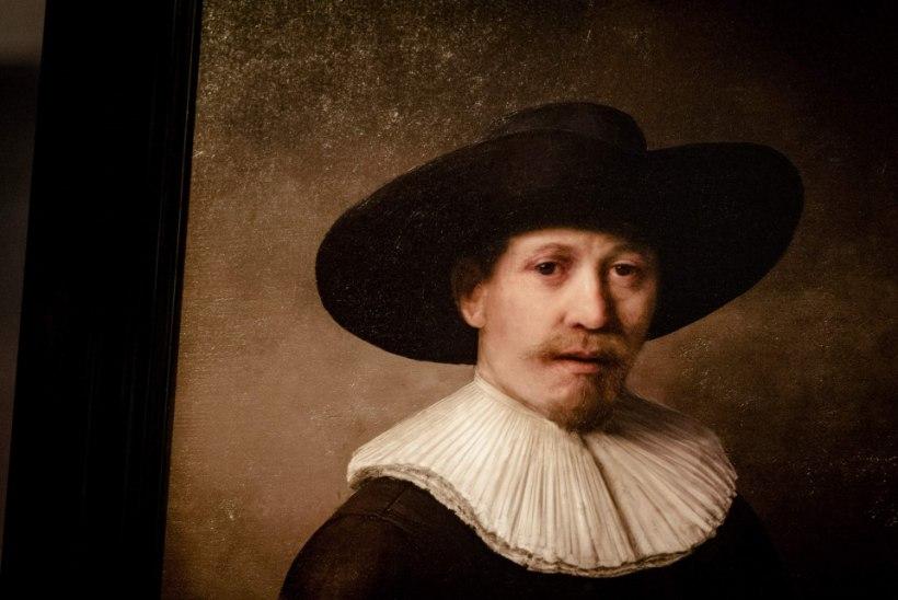 Arvuti maalib nagu Rembrandt