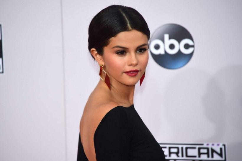 Selena Gomez lõi Katy Perrylt peika üle?