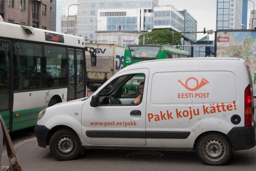 Valitsus plaanib Eesti Posti koos Eesti Teedega maha müüa
