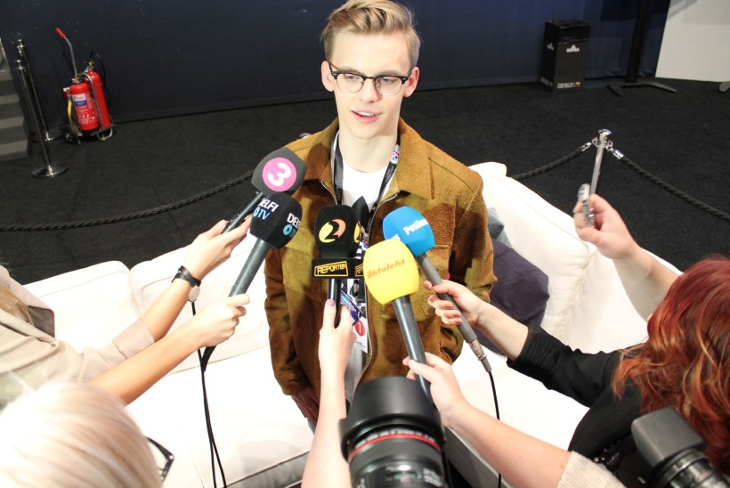 JÜRI POOTSMANN: tahtsin jõuda Eurovisioni finaali just Eesti pärast