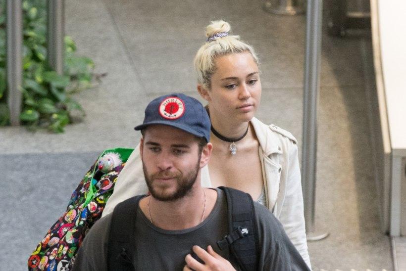 Cyrus ja Hemsworth abielluvad Austraalias?
