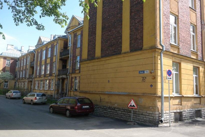 GAASISEADE VIIS TAAS LAPSED HAIGLASSE: Põhja-Tallinnas said kaks väikest last õhtuse vanniskäigu ajal vingumürgituse