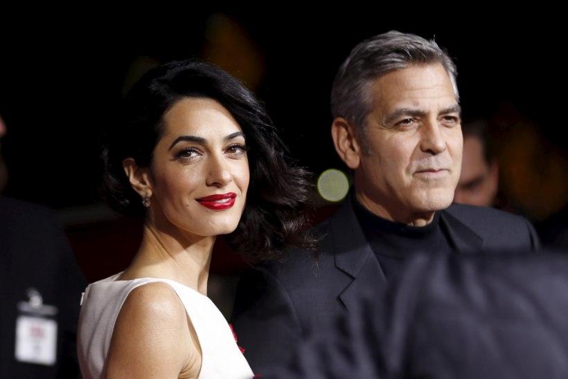 George Clooney sai oma naiselt õige proosalise sünnipäevakingi