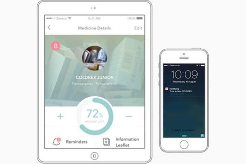 Mobiilirakendus võimaldab tarvitavatel ravimitel silma peal hoida
