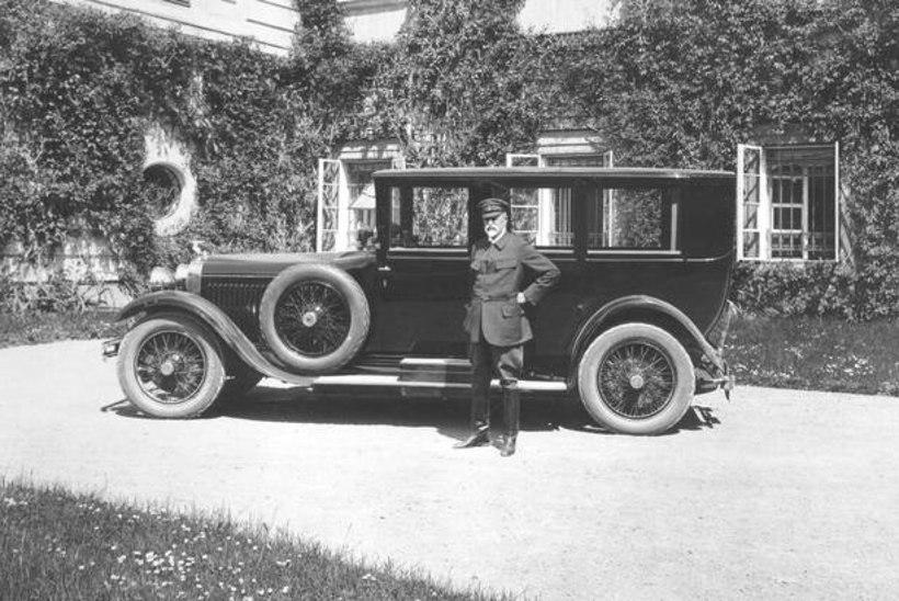 Tšehhi presidendid sõidavad juba 90-aastat Škodadega