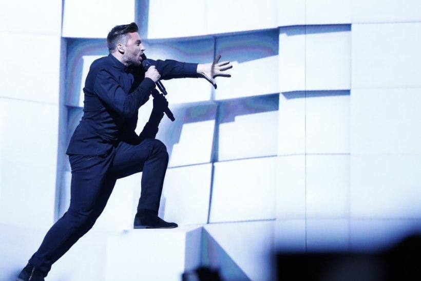 Eurovisioni favoriit Sergei Lazarev: mul ei ole üldse aega puhata!