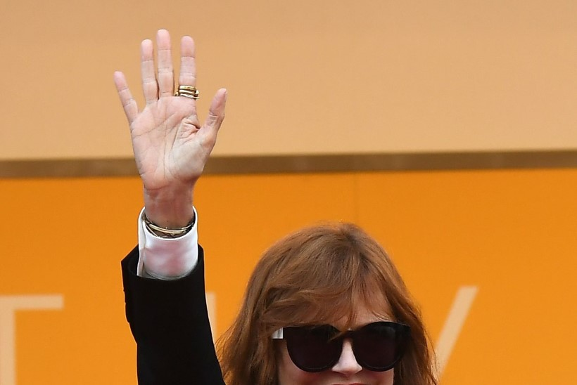 Susan Sarandon trotsis Cannes'i kontsamaffiat