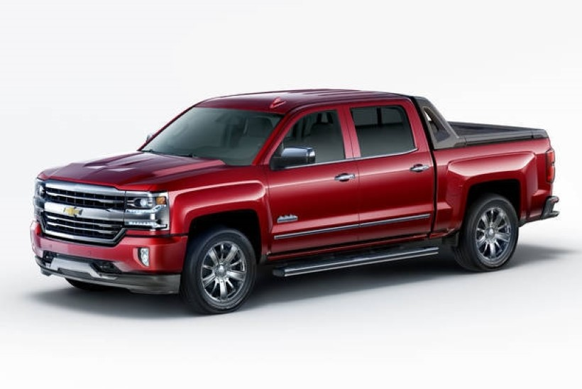 Chevrolet esitles Silverado High Desert