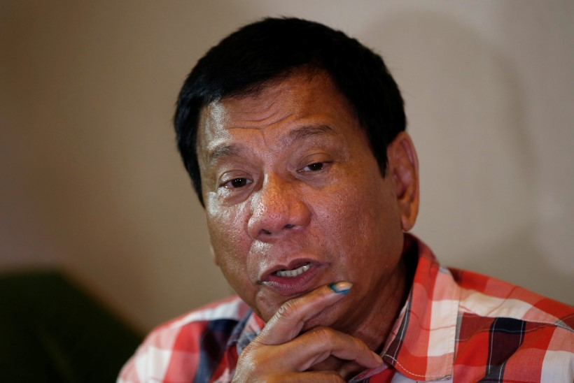 Filipiinide uus president tahtis olla kauni naise esimene vägistaja