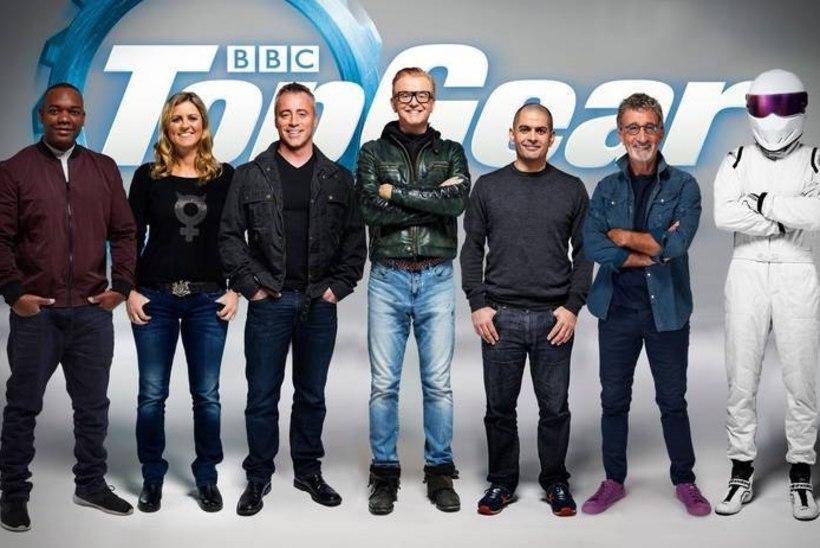 """Uus """"Top Gear"""" läheb eetrisse 29. mail"""