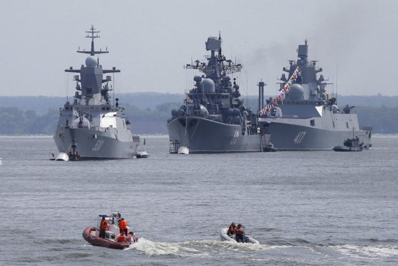 Vene meedia: USA luurelennukid tiirutavad Kaliningradi oblasti lähistel