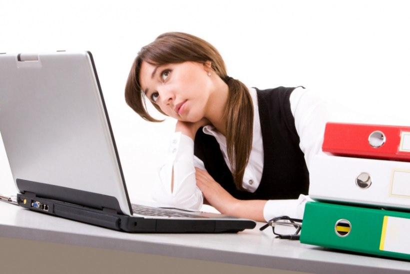 AEG PUHKUSEKS: Liiga pikk töönädal suurendab insuldiriski