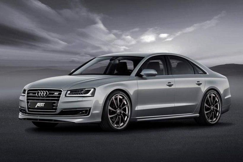 Tuleval aastal näeb järgmise põlvkonna Audi A8-t