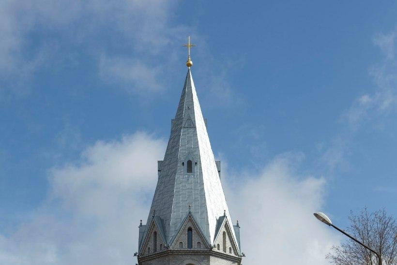 Narva kiriku väljaostuks on annetatudligi 30 000 eurot