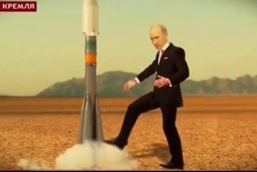 """""""TUUMAPUHKUS"""" LÄBI? Venemaa testib enneolematult vägevat tuumakanderaketti"""