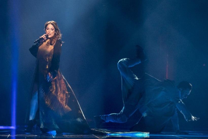 FINAALI KÕIGE-KÕIGEMAD: tuled ja kristallid Eurovisioni laval