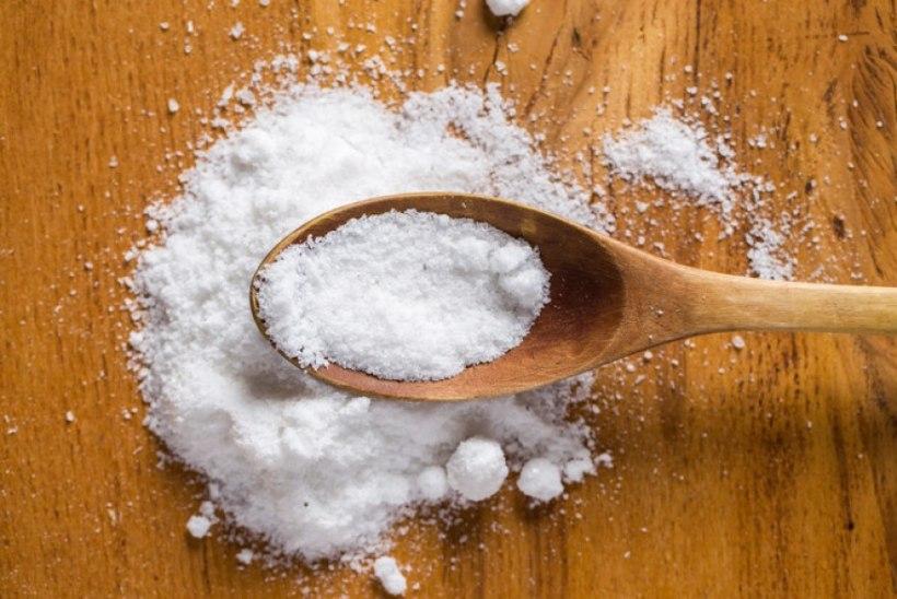 5 kavalat nippi soola kasutamiseks majapidamises