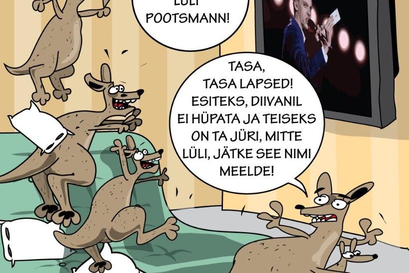 Karikatuur | Eurovision