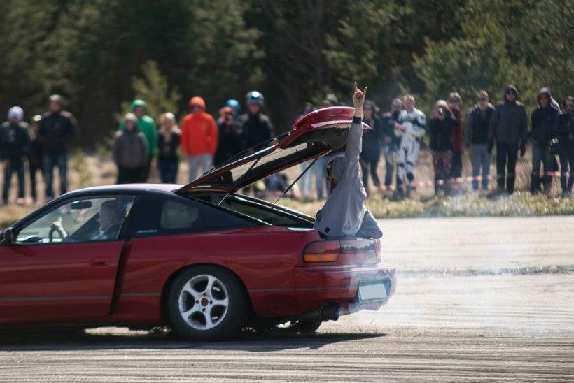Kas Eesti ametlikud autospordiüritused on ikka tõesti ohutud?
