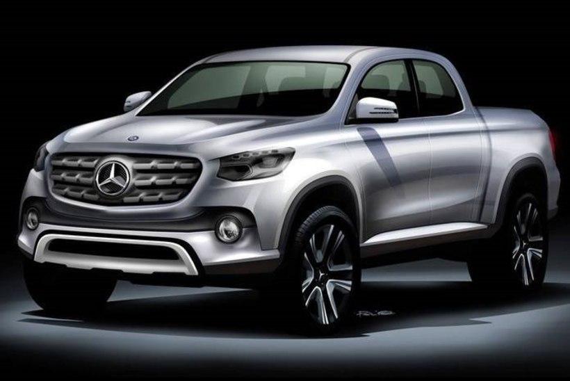 Mercedes ei ole jätkuvalt otsustanud, kas nende pikap jõuab USAsse