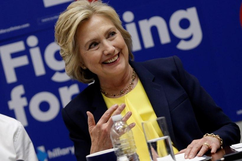 Hillary Clinton lubab valimisvõidu korral avalikustada ufo salatoimikud