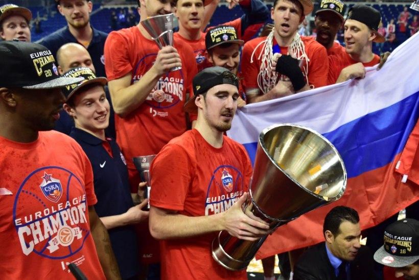 CSKA on valmis pakkuma Euroliiga parimale korvpallurile üle 3 miljoni euro