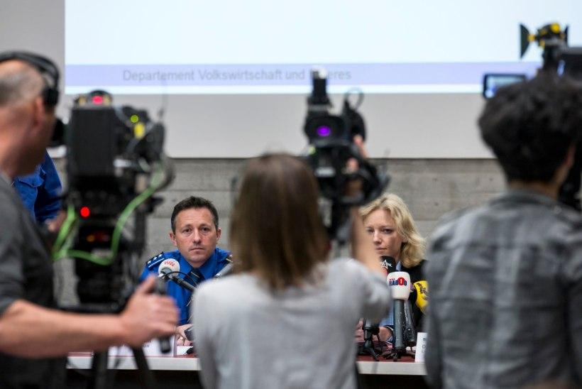 Šveitsi politsei tabas jõhkra nelikmõrva sooritanud mehe