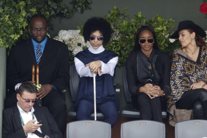 Turvamees eitab Prince'i valuvaigistisõltuvust