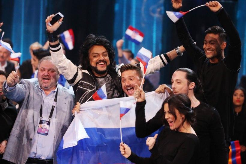 VENEMAA KIHAB: Ukraina võit on sohk!