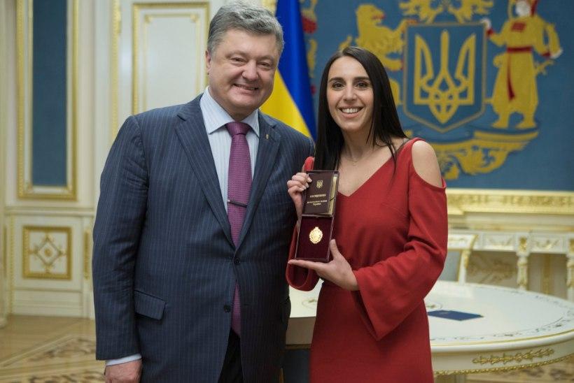 MÖLL EI VAIBU: Ukraina on rikkunud Eurovisioni reegleid – eurolugu esitati avalikult aasta tagasi