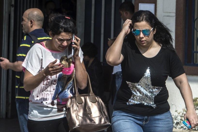 Egiptuse valitsus: lennuõnnetuse puhul ei saa välistada terrorismi