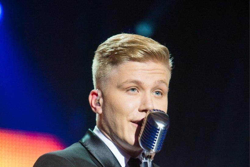 """KUULA   Mikk Mäel ilmus singel """"Nüüd püüa päeva"""", mille autoriteks Sal-Sallerid"""