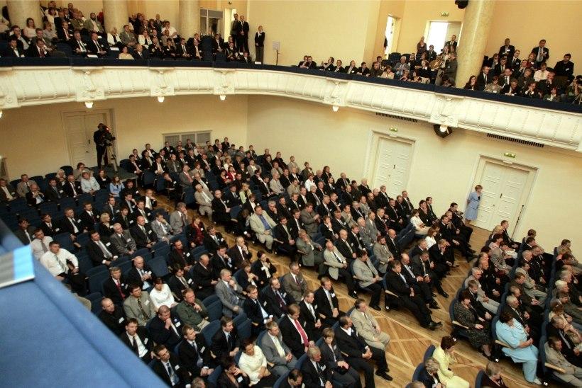 RAHVA PRESIDENT: vali Eestile parim president! Kes selleks on?