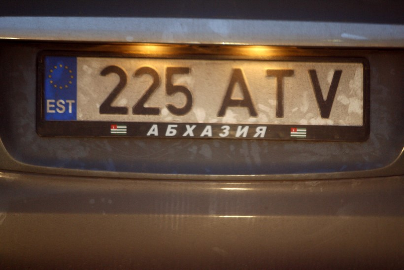 OINAS 666? Sõiduki numbrimärk sõltub seadusest ja juhusest või rahakotist