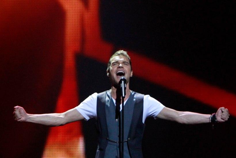 """Ott Lepland: Eurovisioni hetk mulle """"Kuulat"""" lauldes meelde ei tule"""