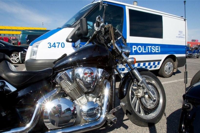 Seitsmes liiklusõnnetuses sai kannatada seitse inimest
