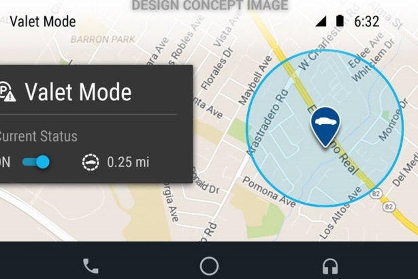 Hyundai arendab Android autorakendust