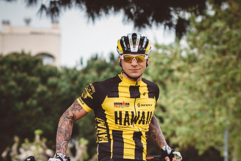 Tanel Padar kavatseb triatlonirajalt otse lavale minna!