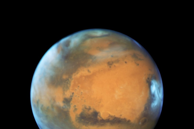Marss jõuab Maale erakordselt lähedale
