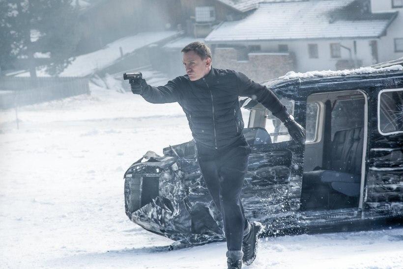 Daniel Craig loobus 88 miljonist eurost – ei mingit Bondi enam!