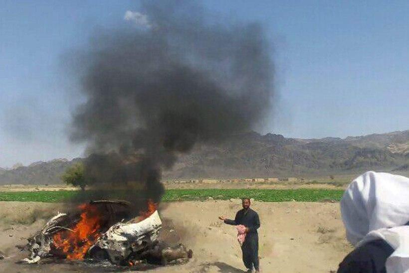 Talibani juht hukkus droonirünnakus