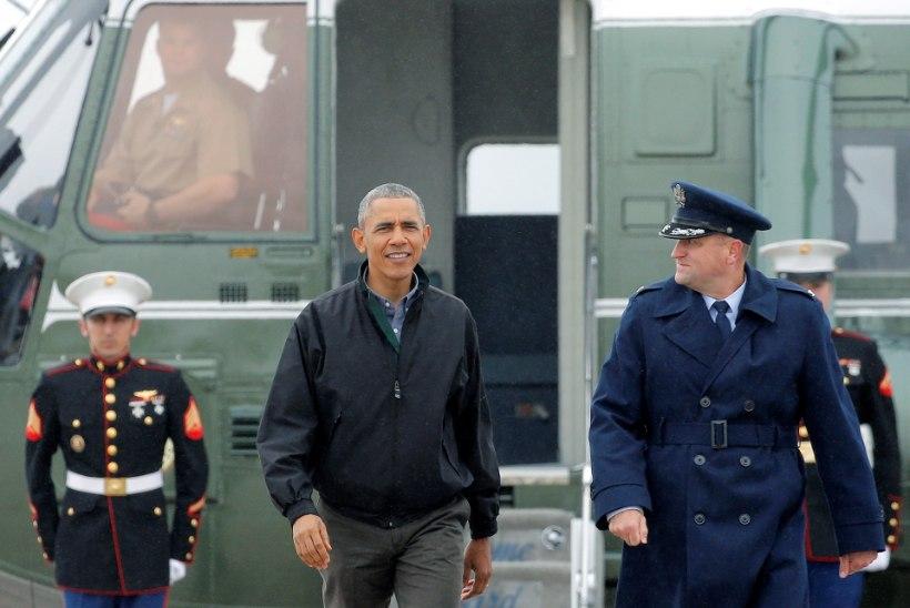 Obama ei kavatse Hiroshimas aatompommi pärast vabandada