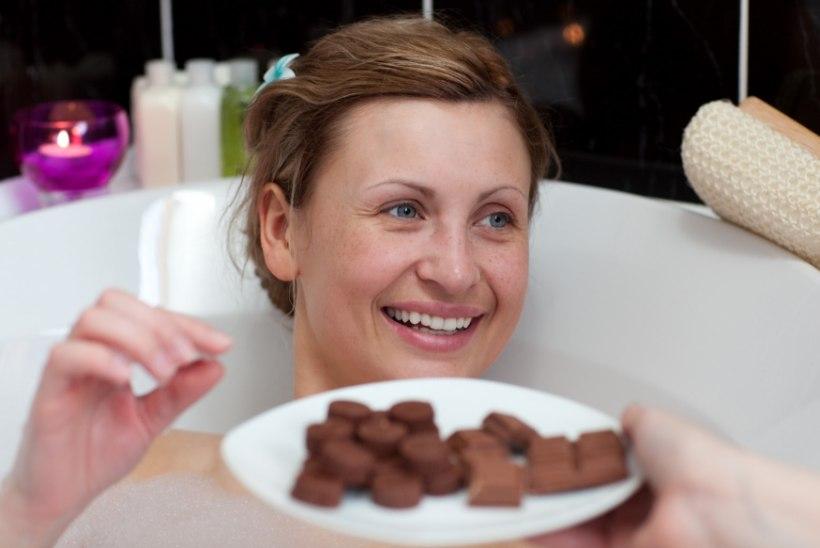 Üheksa põhjust, miks oma tervise nimel šokolaadi süüa