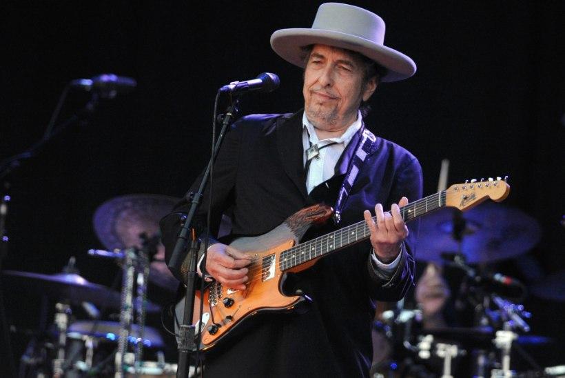"""Bob Dylan: """"Ära püüa nägu teha, et oled noor. Võid viga saada."""""""