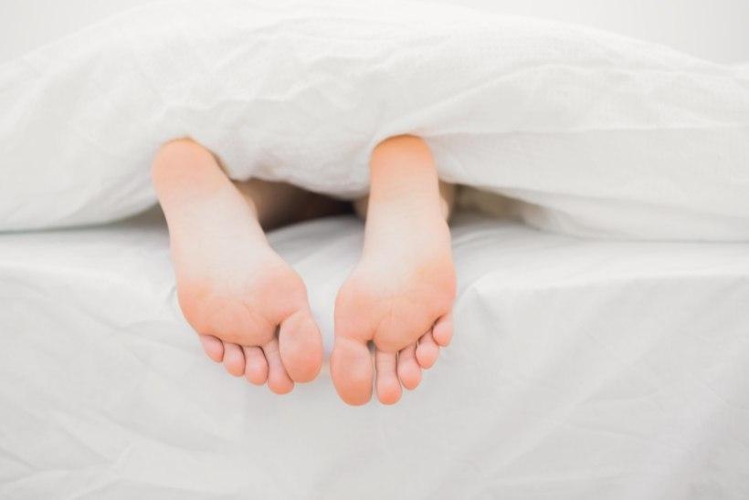 """Rahutute jalgadega kimpus: """"Hommikul on tunne, nagu oleks maratonil käinud."""""""