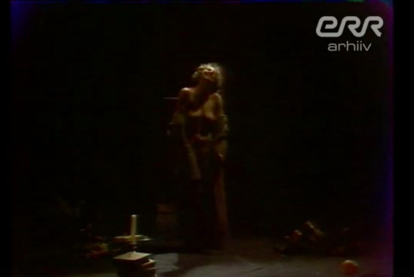 """Marje Metsur: """"Kui end laval alasti võtsin, oli saal alati haudvaikne."""""""