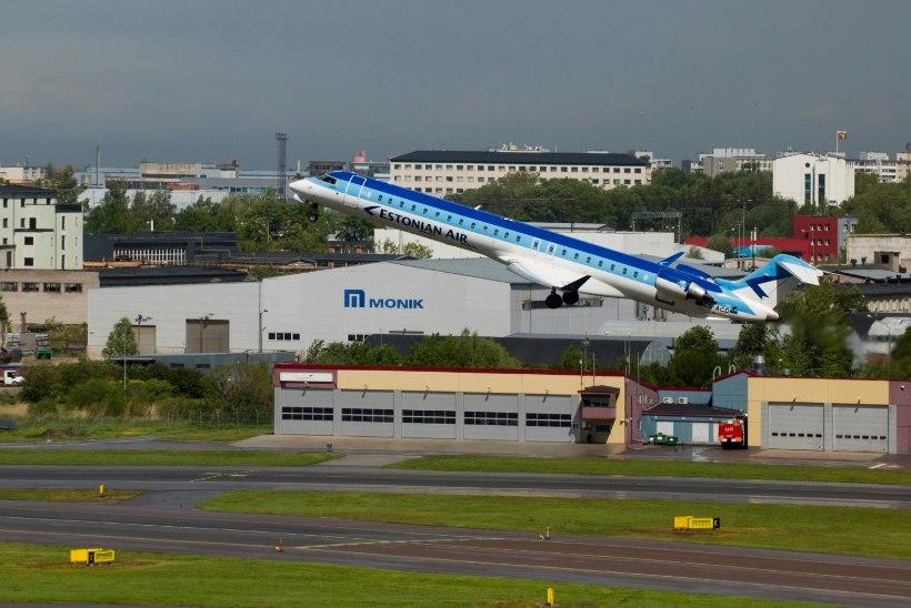 Nimekiri otsustest Estonian Airi kohta, mille eest Riigikontroll otsustajaid nuhtles